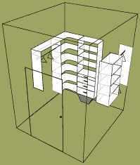 Wireframe Image www.easytrack.com has a free design kit in 3-D