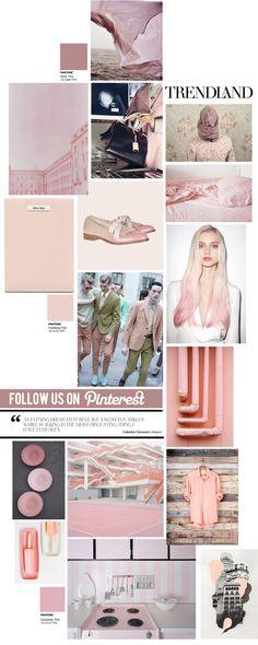 Channeling: Blush | Trendland: Fashion Blog & Trend Magazine