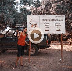 Vídeo 19 Madagascar – Campamento base del Tsingy de Bemaraha