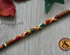 Autumnal Hues loop or clip in hair wrap with cloudy white glass bead, natural brown warm tones, glittery beads, hair accessory, earth hippie Bohemian Hairstyles, Braided Hairstyles, Hair Clips For Braids, Dread Wraps, Secret Garden Parties, Hippie Hair, Pony Beads, Natural Brown, Autumnal