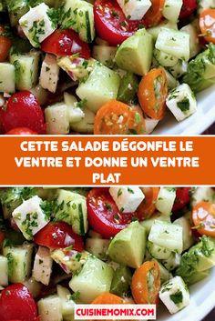 Cucumber Avocado Salad, Caprese Salad, Cobb Salad, Poke Bowl, Cordon Bleu, Entrees, Potato Salad, Detox, Vegan Recipes