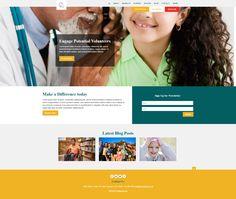 Use Morweb CMS to build a custom website for your nonprofit or association. Custom Website, Website Themes, Non Profit, Health, Blog, Design, Salud, Health Care, Blogging