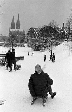 Leonard Freed - West Germany, Cologne, 1965. °