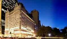 Plaza hotel, NY