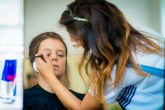 Make up prep #scissorsofoz by @scissorsofoz