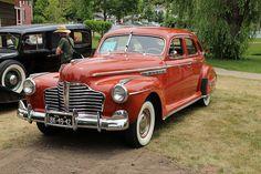 1941 Buick Century 4 door Old American Cars, American Classic Cars, Vintage Trucks, Old Trucks, Vintage Auto, Semi Trucks, Buick 2017, Automobile, Buick Cars