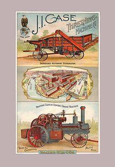 J.I. Case Threshing Machine Co., Racine, Wisconsin
