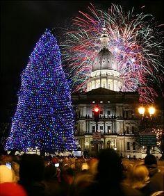 Capitol Building in Lansing, MI
