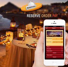 ROP A Combination Of Restaurant Finder App Table Reservation App - Restaurant table reservation app
