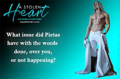 Space Opera? Check Out Kayelle Allen - visiting on Beverley Bateman's site to talk about A Stolen Heart. Pietas is a major character in this book.