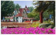the cute little town of Helen... a wonderful Octoberfest city