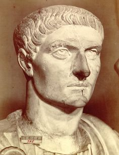 Constatine- Was a Roman Emperor from 306 to 337, son of Flavius Valerius Constantius, a Roman army officer