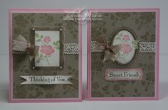 LW Designs: Stamp Set - You Are Loved
