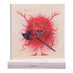 Already bought 'The Menace' by Jeff Soto