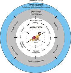 bronfenbrenner bio-ecological system - Google Search