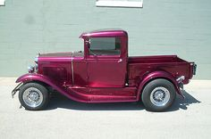 Ford : Model A STREET ROD 1931 FORD MODEL A PICKUP - http://www.legendaryfinds.com/ford-model-a-street-rod-1931-ford-model-a-pickup/