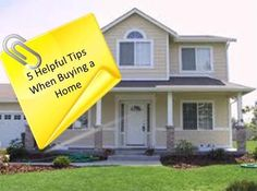 Buying a new home! #mcainallgood Home Buying Tips