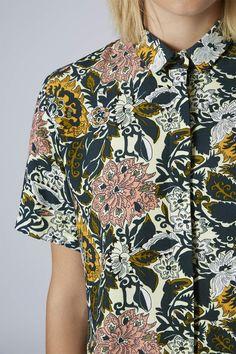 Photo 5 of Karadia Floral Print Shirt