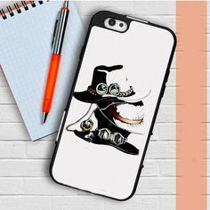 3 Hat Of Ace Sabo Luffy One Piece iPhone 6   6S Case Casefreed