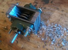 Picture of 3D Printer Part Recycling Grinder