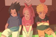 Little Team 7| Naruto | Sakura | Sasuke