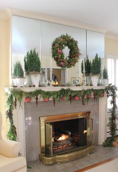 L'Esprit de Noël Holiday Home Tour 2015
