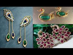 "Beading4perfectionists: ""Oceanic bloom"" earrings beading tutorial - YouTube"