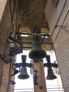 El campanario de El Alcázar