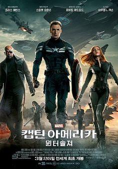 [캡틴 아메리카: 윈터 솔져][Captain America: The Winter Soldier]  [퍼스트 어벤져]에서 여실히 증명했던 캡틴 아메리카라는 캐릭터의 태생적인 한계를 완전히 벗어버린 시리즈. 캐릭터 자체가 현대화 되어버린데다가 구성상의 헛점이 여기저기 드러나, 고질적인 팬들은 반감을 가질 수도 있을 듯 한데, 이토록 높은 평점과 예매율은 원조 영웅의 재탄생을 바라는 것을 증명하는 듯 하다.