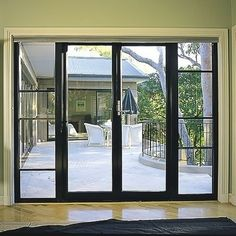 UPVC Sliding Doors: Way to Create More Space in Small Areas