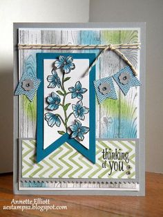 Thinking of You by AEstamps2 - Cards and Paper Crafts at Splitcoaststampers