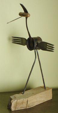 Kitchen, Dining & Bar Knowledgeable Ensemble De 12 Fourchettes à Poisson Vintage Couvert à Poisson