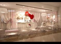 Hello Kitty Spa, Worlds First, Opens In Dubai (PHOTOS)