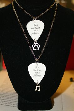 Ed Sheeran Lyrics Guitar Pick Necklace by Shanana on Etsy, $15.00 #edsheeran #guitar #music #musicnote #musicjewelry #sheerio