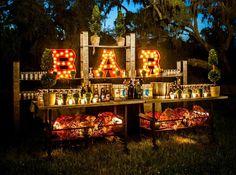 Aprovecha el verano para poner una barra en tu jardín ¡Nosotros nos encargamos de los #cocktails! #Summer #Party #Cocktails #Barcelona #MixologyMobile