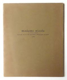 Madame Nicole by Mitsuhiro Matsuda Fall