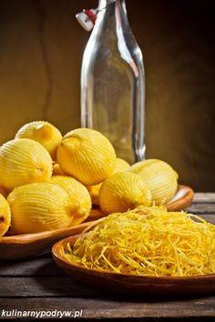 Limoncello - składniki i przepis_test Limoncello, Cute Hairstyles, Favorite Recipes, Orange, Fruit, Alice, Cute Short Haircuts, Cute Hair