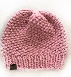 Free Knitting Pattern: Simple Seed Stitch Beanie Hat Free Knitting Pattern: Simple Seed Stitch Beanie Hat,Knitting patterns free hats Free Knitting Pattern: Simple Seed Stitch Beanie Hat – Beccie B Creative Related posts:How to. Baby Hat Knitting Patterns Free, Beanie Pattern Free, Baby Hat Patterns, Baby Hats Knitting, Knitting Stitches, Free Knitting, Knitting Needles, Knitted Baby Beanies, Beginner Knitting