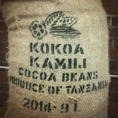 """middleburychocolates: """"Kokoa Kamili an amazing cooperative in Tanzania is quickly becoming one of our favorites to work with. Thanks @meridiancacao and Kokoa Kamili!"""""""
