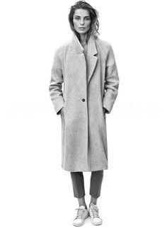 Mango Daria Werbowy Kış Kadın Kataloğu