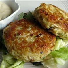 Low-Carb Tuna and Mackerel Cakes - Allrecipes.com