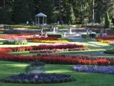 Manito Park in Spokane, WA
