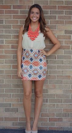 Beth's Fav Dress, $44.00