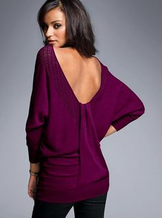 Cotton & Cashmere Pointelle Sweater from VS