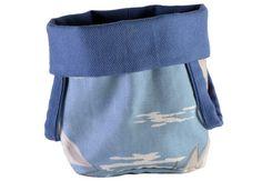 Cotone puro questo sacchetto per ricordare il mare e ...