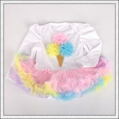 http://babyclothes.fashiongarments.biz/  1PC Rainbow Tulle Lace Romper Bowtie Flowers Cream Baby Girls Birthday Long Sleeve Tutu Dress for 0-12months Free Shipping, http://babyclothes.fashiongarments.biz/products/1pc-rainbow-tulle-lace-romper-bowtie-flowers-cream-baby-girls-birthday-long-sleeve-tutu-dress-for-0-12months-free-shipping/, Material: blend cotton, mesh tulle; 0~6months: chest about 38cm; shoulder 36cm; length about 34cm, cuff about 7cm; 6-9months: chest about 40cm; shoulder…