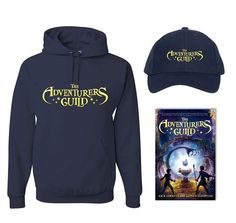 Enter to #WIN our #ADVENTURERSGUILD Prize Pack #Giveaway courtesy Disney Hyperion Books