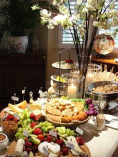 spring party    Butler For Hire Catering: Food Blog