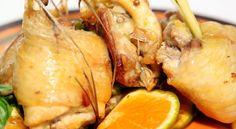 Thơm ngon gà nướng sả hương cam | Món ngon mỗi ngày | Món ăn ngon | Món ngon Việt Nam