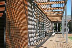 Modern Pergola - Wine Country Modern modern patio